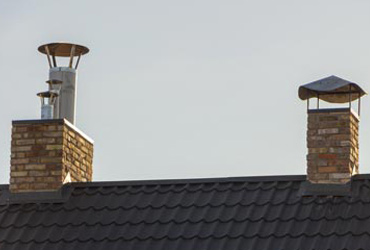 Chimney Cap replaced by a new one